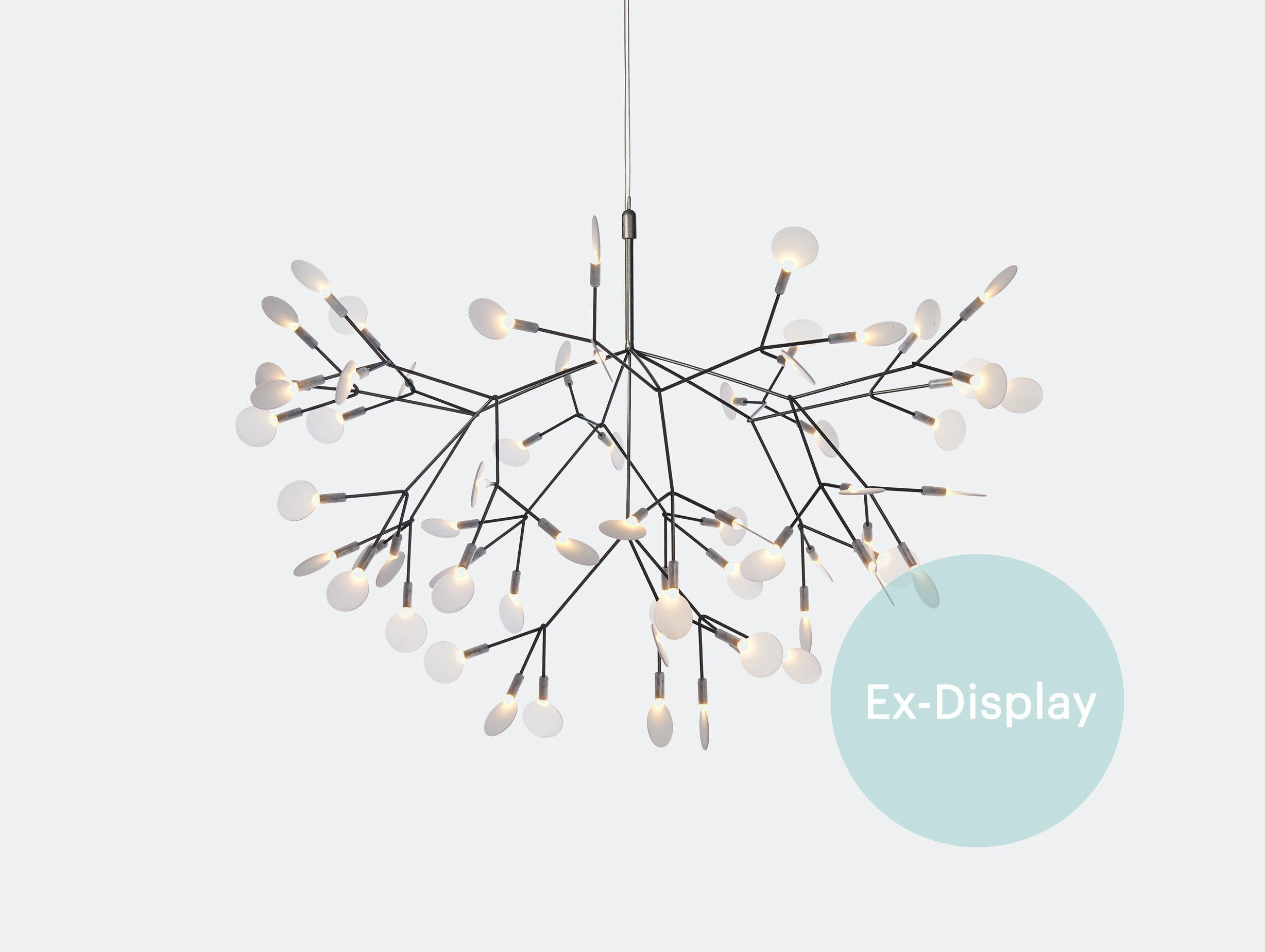 Heracleum II Pendant Light / 30% off in our Summer Sale at £1895 image