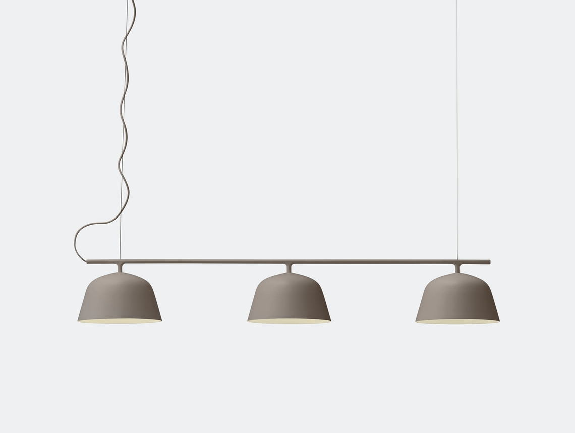 Muuto Ambit Rail Lamp Taupe