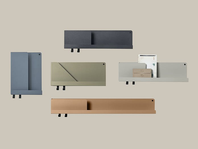 Muuto Folded shelves group Johan Van Hengel
