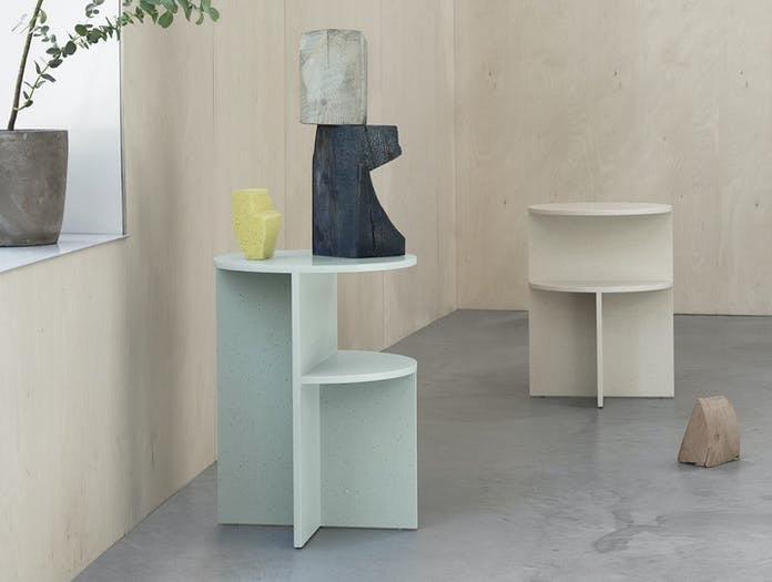 Muuto Halves Side Tables MSDS