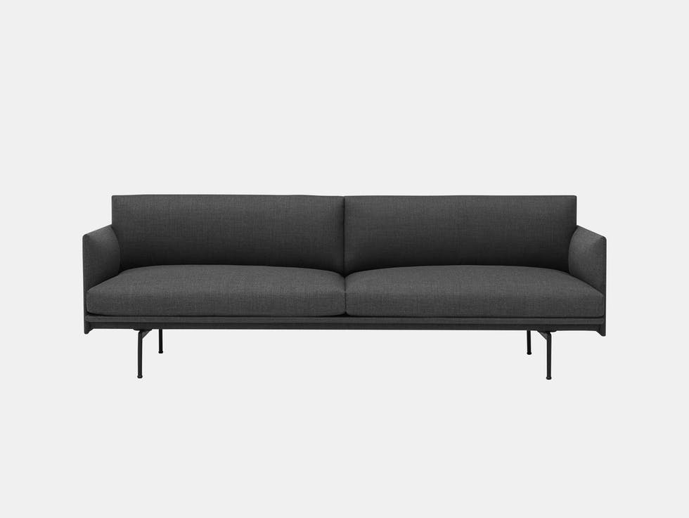 Outline Three Seater Sofa image