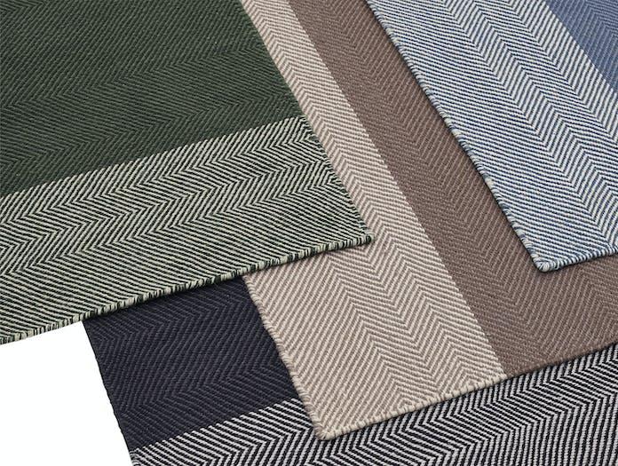Muuto Varjo rug colours