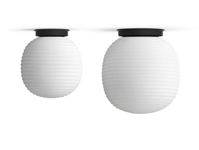 New Works Copenhagen Lantern Globe Ceiling Lamps Anderssen Voll