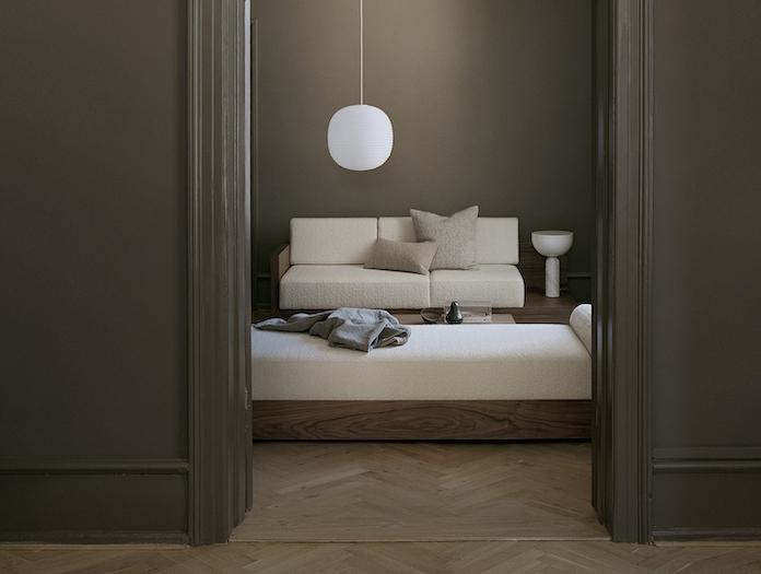 New Works Copenhagen Lantern Pendant Light Anderssen Voll
