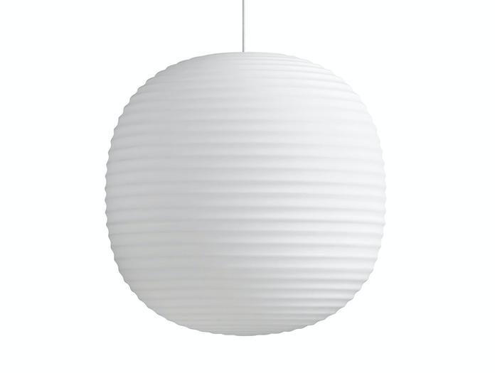 New Works Copenhagen Lantern Pendant Light lg Anderssen Voll