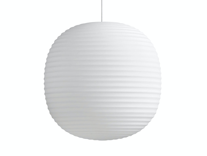 New Works Copenhagen Lantern Pendant Light lg Anderssen Voll