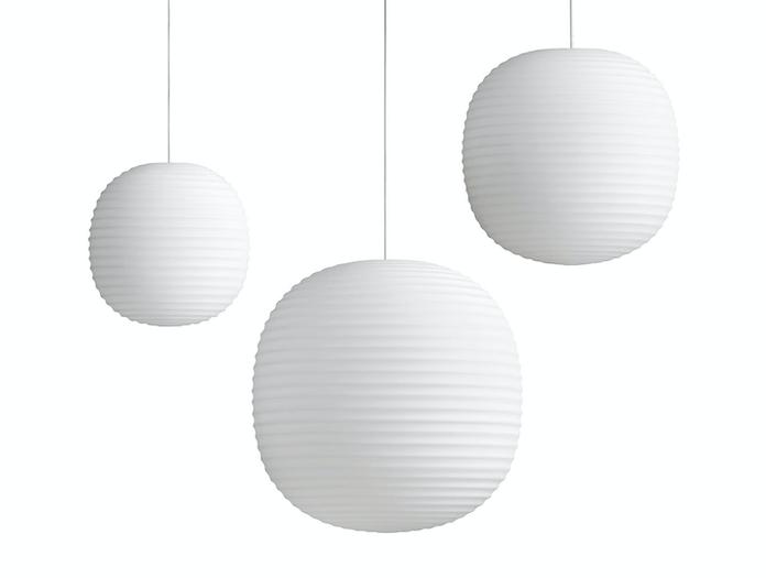New Works Copenhagen Lantern Pendant Lights Anderssen Voll