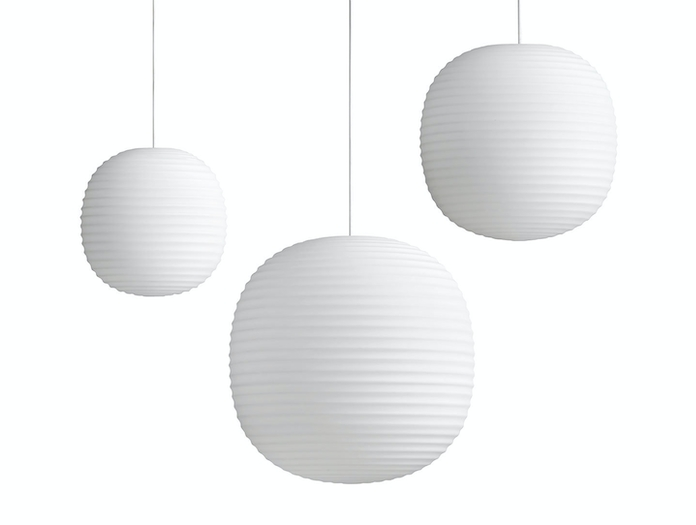New Works Copenhagen Lantern Pendant Lights Anderssen Voll