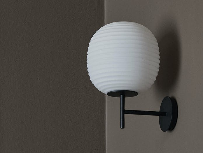 New Works Copenhagen Lantern Wall Lamp 2 Anderssen Voll