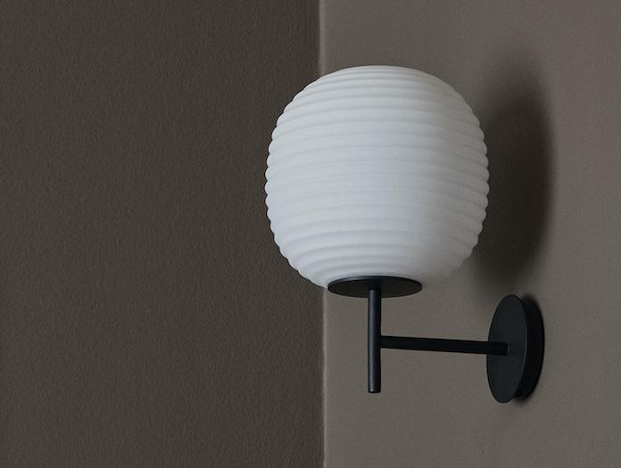 New Works Copenhagen Lantern Wall Lamp 2 Anderssen Voll