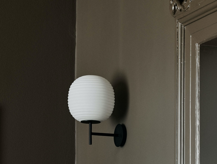 New Works Copenhagen Lantern Wall Lamp 3 Anderssen Voll