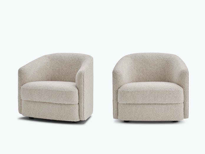 New Works Covent Lounge Chairs Arde