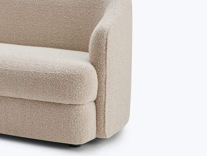 New Works Covent Sofa Karakorum detail