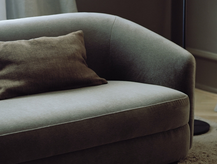 New Works Covent Sofa Two Seater Lifestyle 2