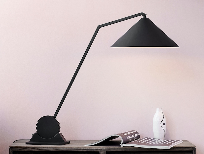 Northern Gear Table Lamp 1 Johan Lindsten