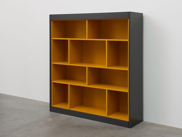 Pastoe L Maze open shelves
