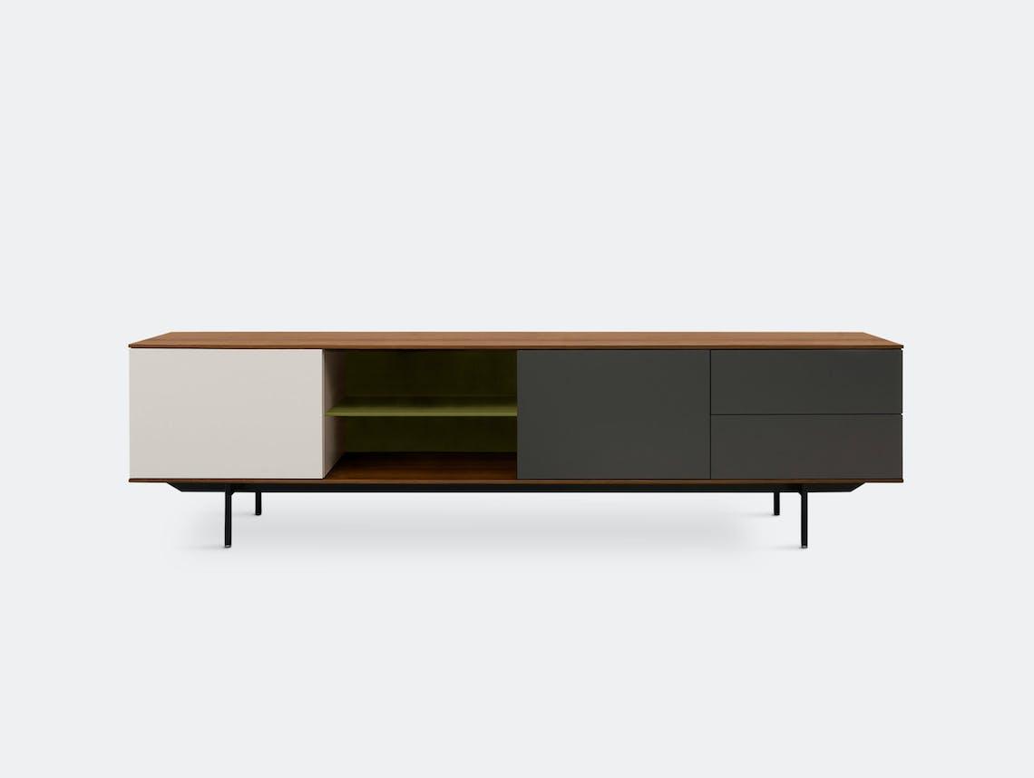 Pastoe Landscape Sideboard JS021 Shelf Olive