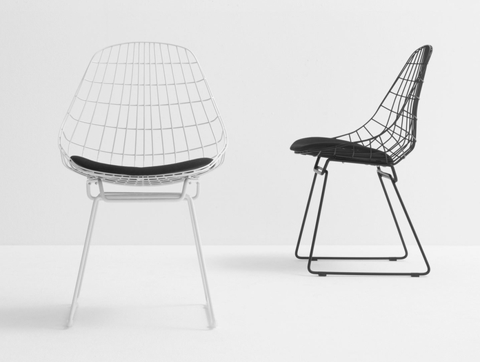 Pastoe SM05 chairs upholstered w b Cees Braakman