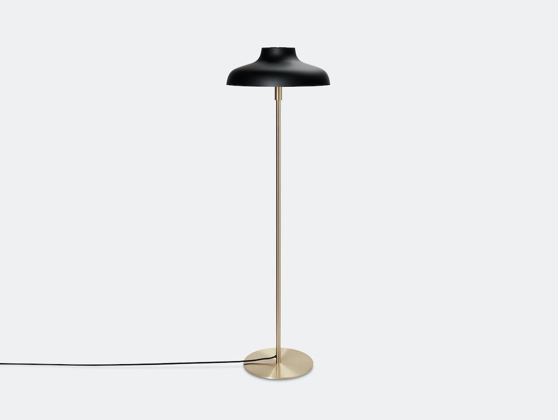 Rubn Bolero Floor Light black brass