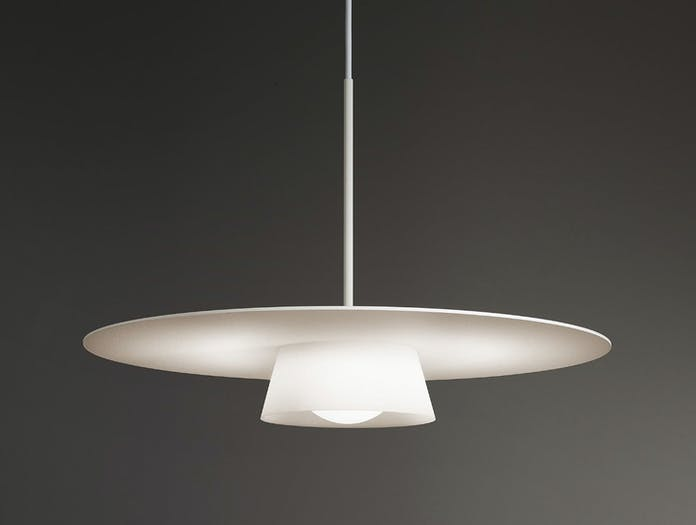 Terence Woodgate Sum Pendant Light white 2