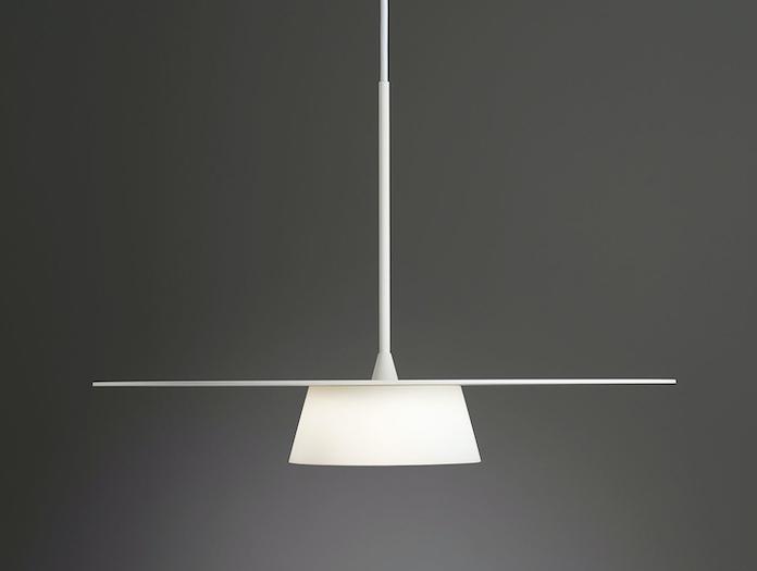 Terence Woodgate Sum Pendant Light white side
