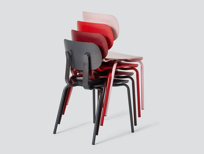 Very Good and Proper HD Stacking Chairs John Tree