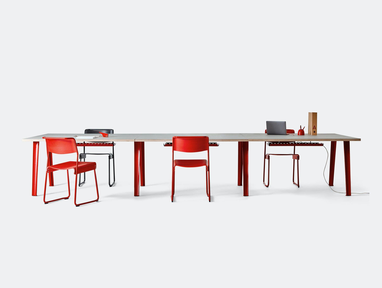 Very Good and Proper XL Modular Desk L 360cm Klauser and Carpenter