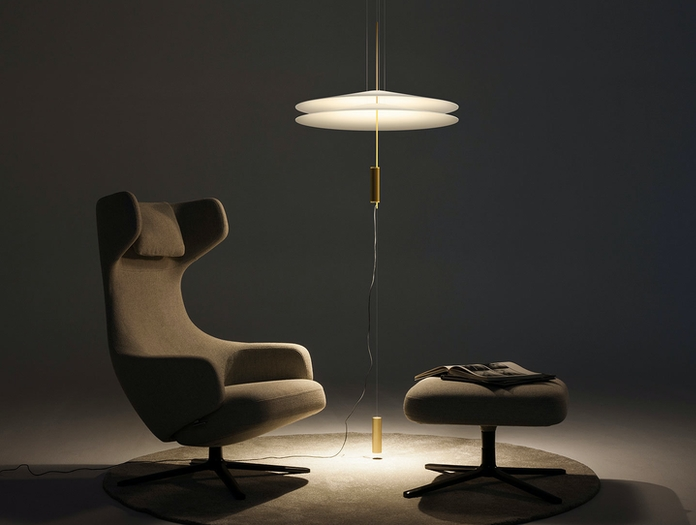 Vibia Flamingo Pendant Lamp Model 1515 Antoni Arola