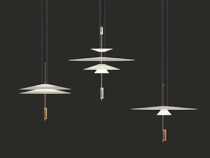 Vibia Flamingo Pendant Lamp Models 1510 1550 1527 Antoni Arola