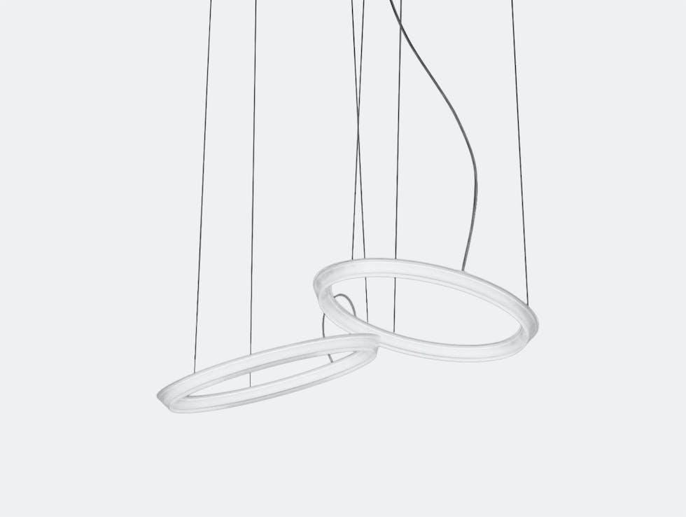 Halo Circular Pendant image