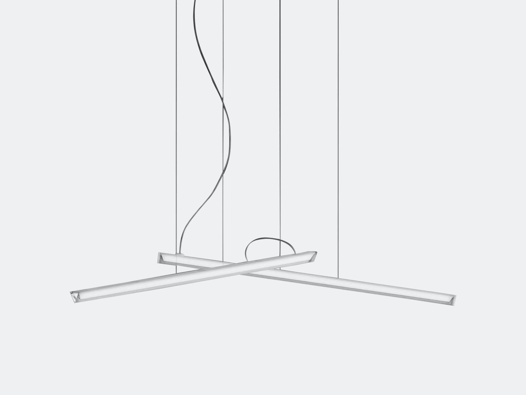 Vibia Halo Lineal Pendant model 2340 Martin Azua