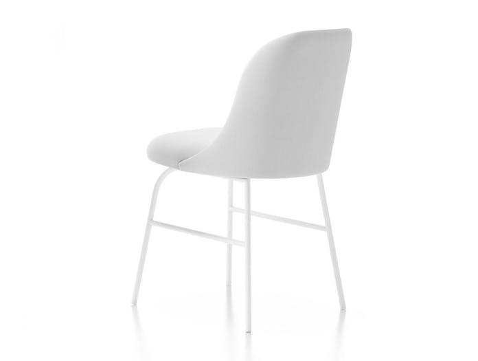 Viccarbe Aleta Chair metal base 1 Jaime Hayon