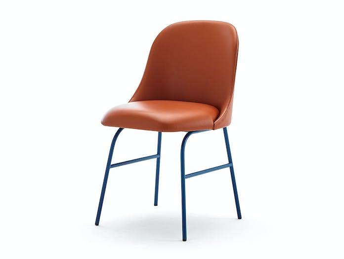Viccarbe Aleta Chair metal base 2 Jaime Hayon
