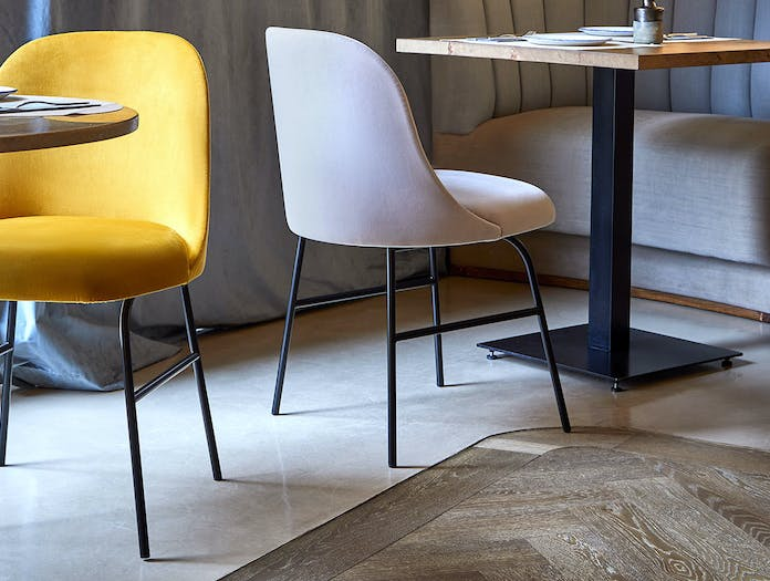 Viccarbe Aleta chairs by Jaime Hayon 2