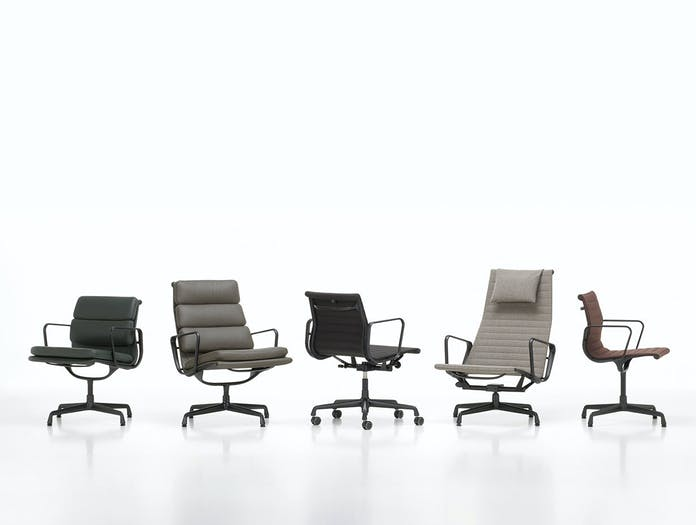 Vitra Aluminium Chair Group