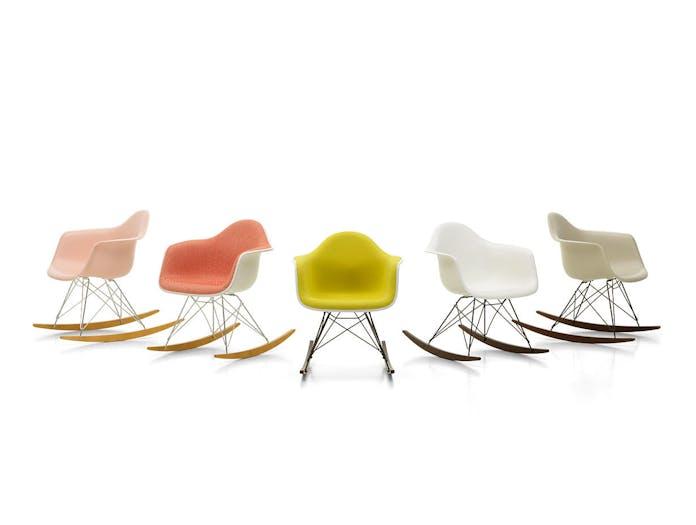 Vitra Eames Plastic Armchair RAR group 1