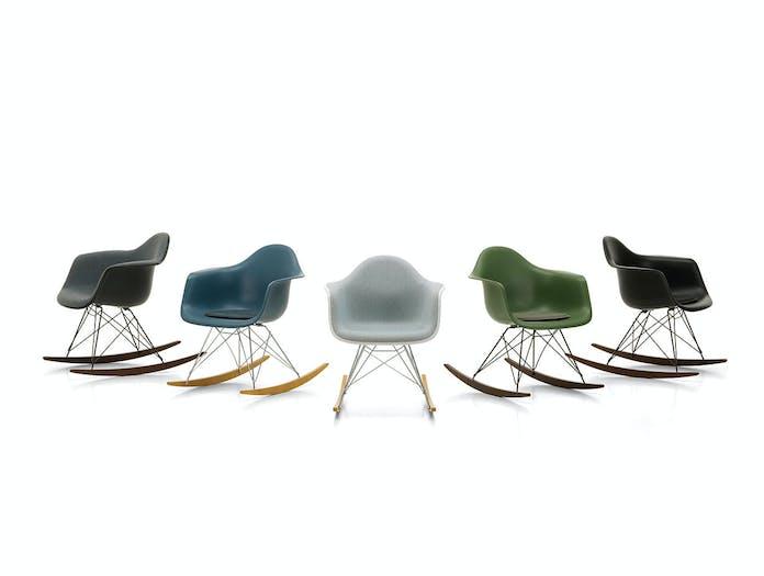Vitra Eames Plastic Armchair RAR group 2