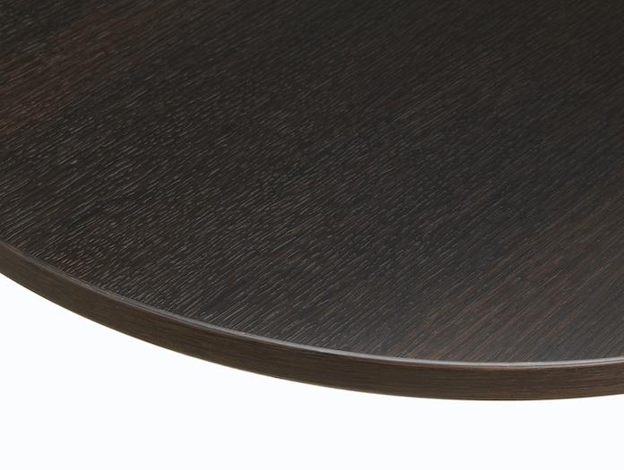 Vitra Eames Segmented Table dark oak