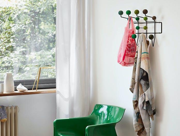 Vitra Hang it all Green Eames