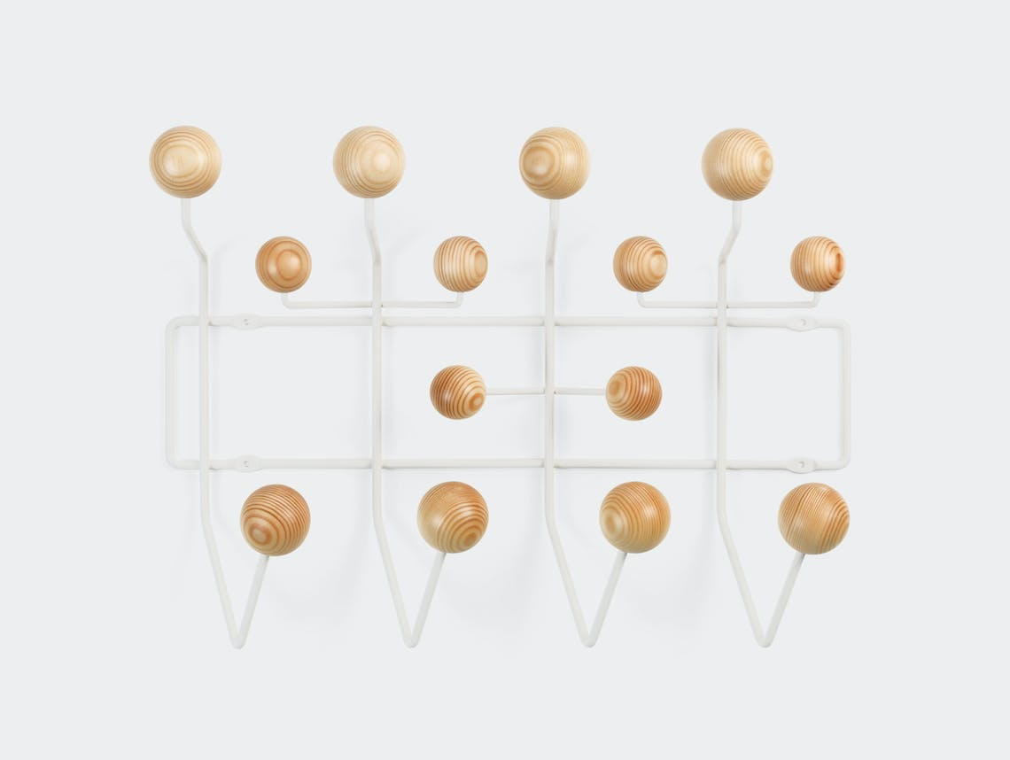 Vitra Hang it all White Pine Eames