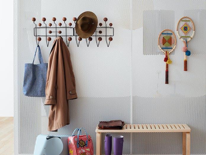 Vitra Hang it all coathook Eames