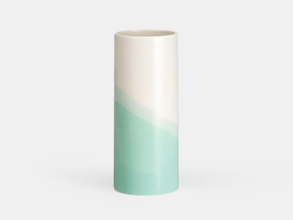 Herringbone Vessels - Vase image