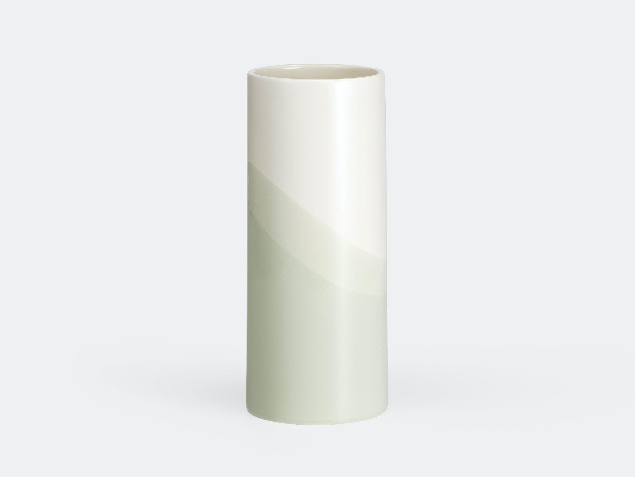 Vitra Herringbone Plain Vase Sand Raw Edges