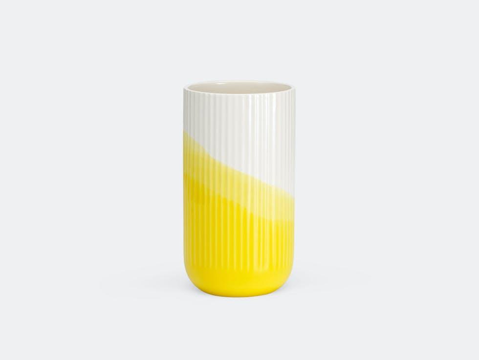 Herringbone Vessels - Ribbed Vase image