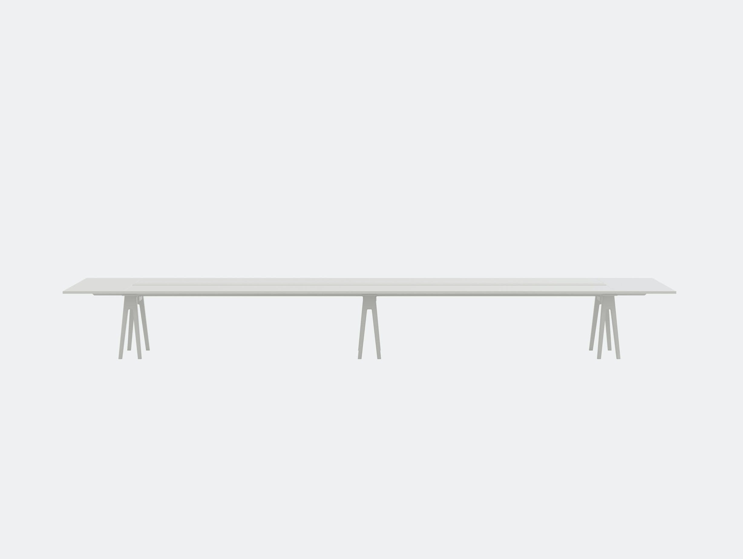 Vitra Joyn Workstation Table System 2 Bouroullec