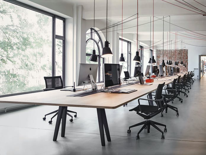Vitra Joyn Workstation Table System 7 Bouroullec