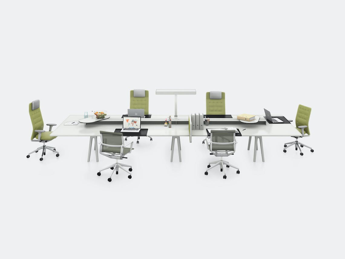 Vitra Joyn Workstation Table System Bouroullec