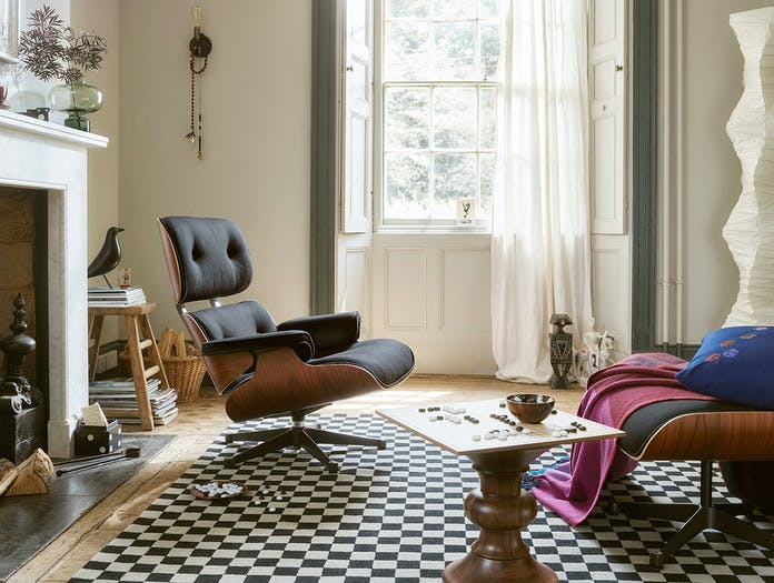 Vitra Lounge Chair House Bird Eames