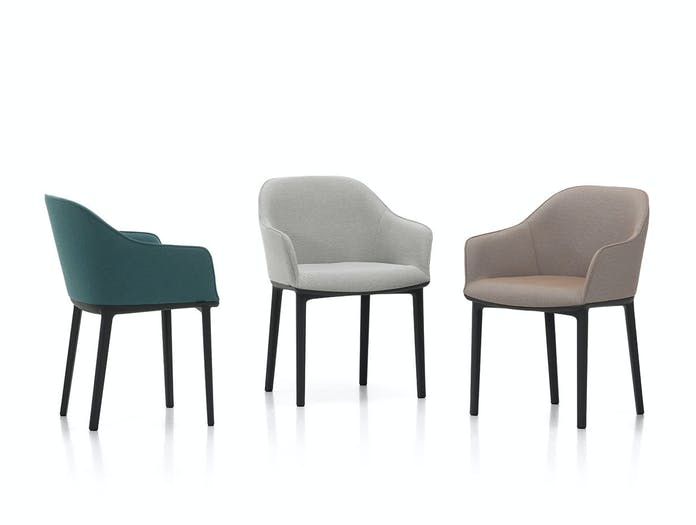 Vitra Sofshell chair group