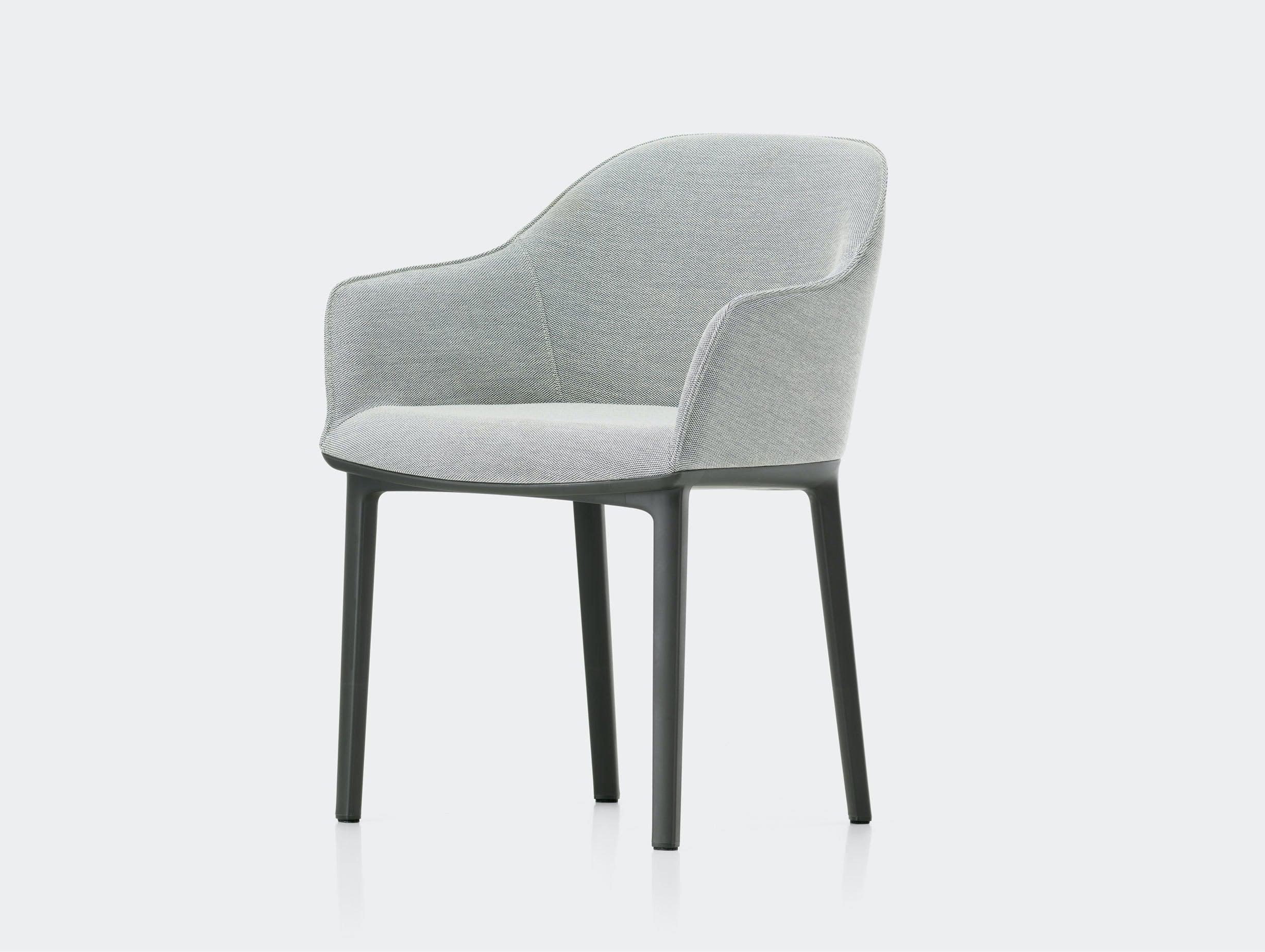 Vitra Softshell Chair Plano light grey Bouroullec
